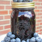 Canning blueberries for baking