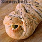 Veggie Stromboli