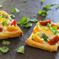 Puff Pastry Egg Tarts