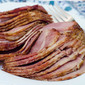 Maple Glazed Spiral Ham