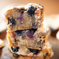 Blueberry Almond Butter Muffins