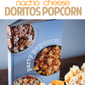 Nacho Cheese Doritos Popcorn
