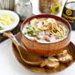 Ham Rice Porridge (Ham Congee)