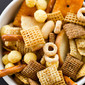 Nuts and Bolts Homemade Snack Mix