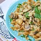 Healthy Chicken Stroganoff (30 minute meal)
