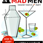 Mad Men Martini Night Watch Party!