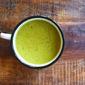 Broccoli, Leek, And Chickpea Soup