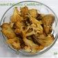 Balsamic Roasted Cauliflower and Shallots