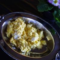 Tom's Creamy Scrambled Eggs