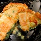 Spinach and Smoked Salmon Pie