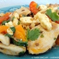 Recipe For Chicken and Paneer Stir Fry