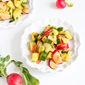Smoky Cucumber, Radish & Avocado Salad Recipe