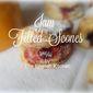 Jam Filled Scones