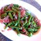 Sautéed Asparagus w/Prosciutto