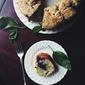 Fresh Blueberry and Basil Bundt #BundtBakers
