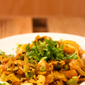 """Indian Spiced Cabbage with Peas (or """"Cabbage Sabzi"""")"""