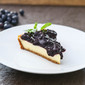 Florida Blueberry Cheesecake