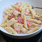 Cajun Chicken, Peppers and Penne