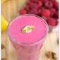 Raspberry Walnut Smoothie