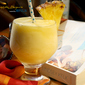 Frozen Pineapple Daiquiris inspired by About A Girl