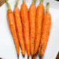 How to Roast Whole Carrots