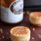 Dulce de Leche Mini Cheesecakes