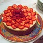 Strawberry Cheesecake New York Style