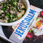 Hummus kawarma from Jerusalem: A Cookbook and checking in.
