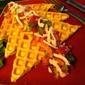 Southwestern Waffles - A Cinco de Mayo Brunch!