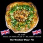 The Woolton Pizza Pie for VE Day 70th Anniversary Celebrations
