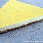 Recipe For Lime & Ricotta Cheesecake