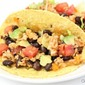 Clean Eating Turkey and Black Bean Tacos