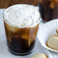 Salted Cream Iced Coffee with Pepperidge Farm® Milano® Cookies
