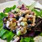Creamy Lemon and Fresh Basil Chicken Salad