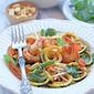 Zoodles Pad Thai Shrimp Zucchini Noodles