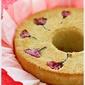 Sakura Yogurt Chiffon Cake 樱花酸奶戚风蛋糕