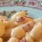 Grace's Gnocchi Carbonara