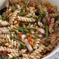 Chili-lime Spring Vegetable Pasta Salad