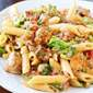 Cheesy Chicken Bacon Broccoli Pasta Recipe