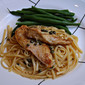 Chicken Piccata with Lemon Noodles