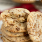 Toffee Butter Icebox Cookies