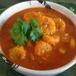 Asopao Inspired Plantain Mango Soup