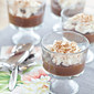 Dairy-Free Avocado Chocolate Pudding with Coconut Milk Whipped Cream