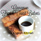 Cinnamon French Toast Batons