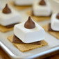 Salted Caramel S'mores #LetsMakeSmores