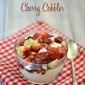 Crock Pot Apple Cobbler #CrockPotFriday