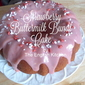 Strawberry Buttermilk Bundt Cake