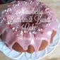 Strawberry Buttermilk Bundt Cake