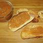 Oolong-Ginger Peach Butter