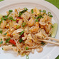 Hot-and-Sour Shrimp and Chicken Stir-Fry